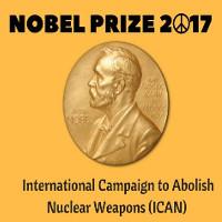 Chiến dịch Quốc tế Xóa bỏ Vũ khí Hạt nhân chiến thắng Nobel Hòa bình 2017
