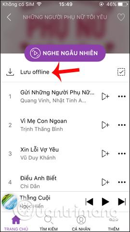Tải nhiều bài hát trên Zing MP3
