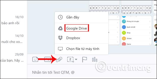 Biểu tượng Google Drive
