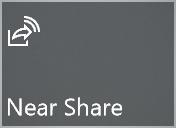 Biểu tượng Near Share