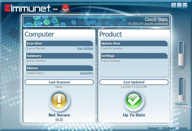 Top phần mềm antivirus miễn phí, không có bloatware và yêu cầu nâng cấp bản mất phí phiền nhiễu - Ảnh minh hoạ 4