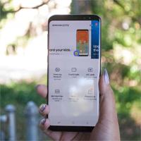 Cách mở nhanh Samsung Pay bằng cảm biến vân tay