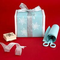 Tự làm hộp quà Giáng sinh handmade tặng chàng dịp Noel