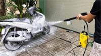 Mua máy rửa xe thương hiệu nào tốt?