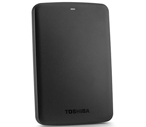 Ổ cứng ngoài Toshiba Canvio Basics 1TB Portable Hard Drive (HDTB310XK3AA)