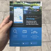 Cách dùng iParking tìm điểm đỗ xe trên điện thoại