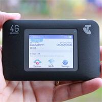 Cách dùng thiết bị phát WiFi từ SIM 4G
