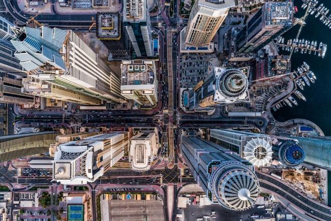 Diện mạo ngoạn mục các tòa nhà chọc trời cao chót vót của Dubai