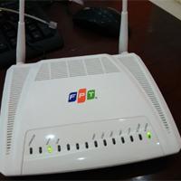 Cách cấu hình modem Gpon cáp quang FPT