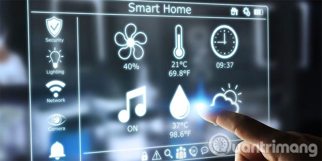 Nhà thông minh Smart Home