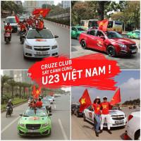 Hậu U23 Việt Nam bạn đã biết cách bóc decal trên xe ô tô chưa?