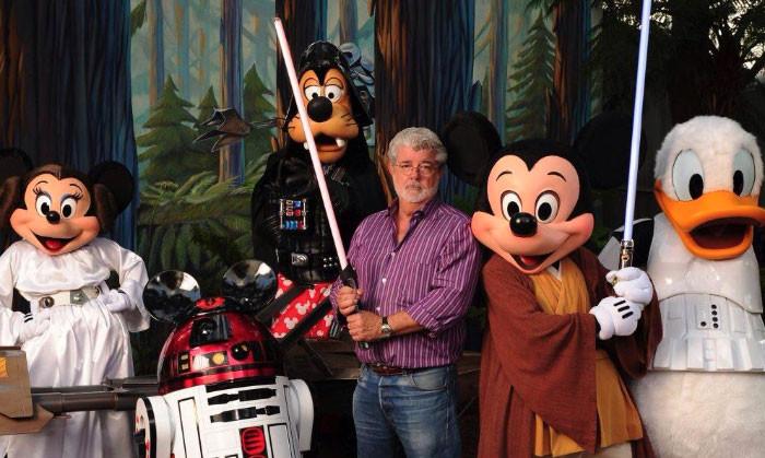 George Lucas cùng sự hối tiếc!