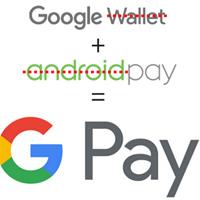 Google chính thức tung ra dịch vụ thanh toán Google Pay thay thế cho Android Pay trên toàn cầu