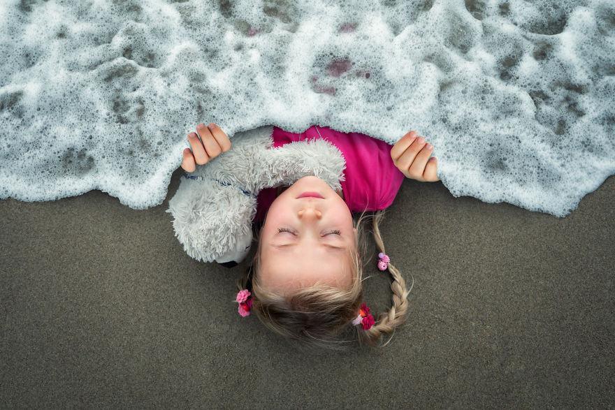Giấc mơ giữa đại dương.