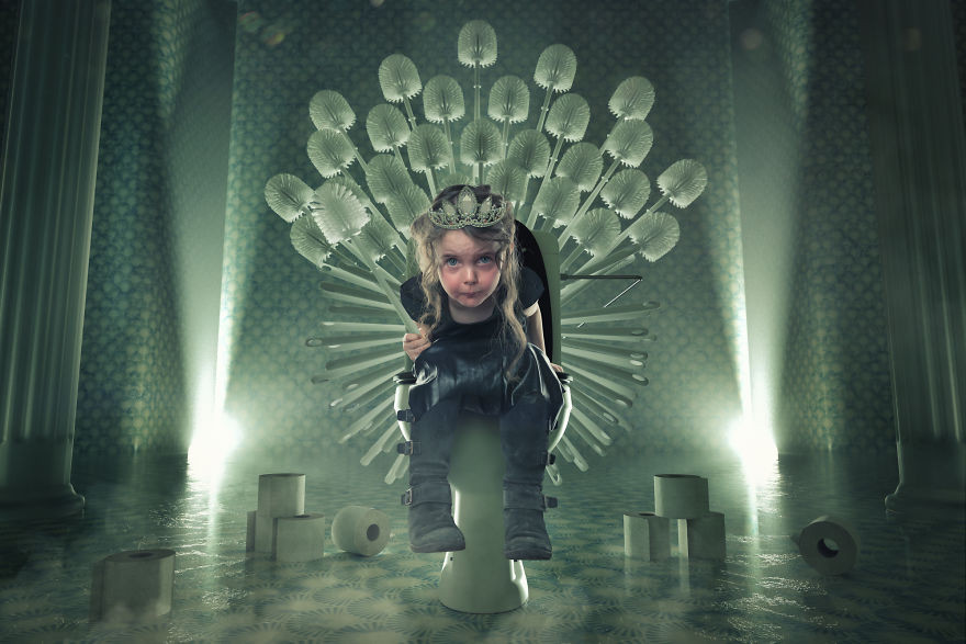 Yuna Stark - Nữ hoàng Westeros.