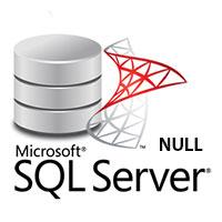Điều kiện IS NULL trong SQL Server