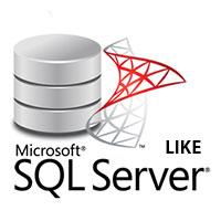 Điều kiện LIKE trong SQL Server