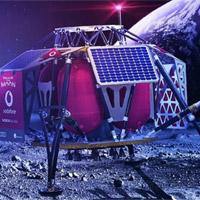 Vodafone và Nokia thiết lập mạng 4G đầu tiên trên Mặt trăng