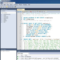 Cách tạo cơ sở dữ liệu trong MySQL