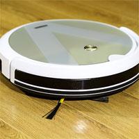 Đánh giá Robot hút bụi Nelson A3: lau nhà và hút bụi tự động, giá mềm