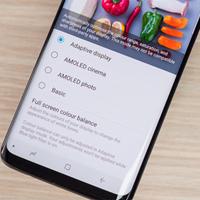 Cách điều chỉnh màu sắc hiển thị trên Galaxy S9