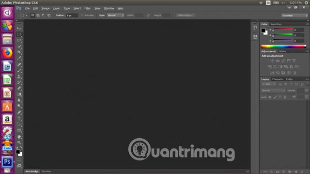Cài đặt Photoshop trên Linux