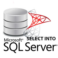 Lệnh SELECT INTO trong SQL Server