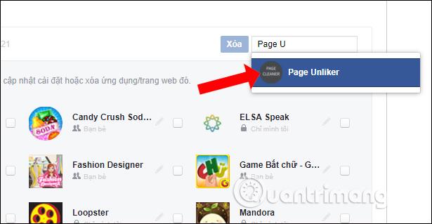 Cách bỏ thích Fanpage Facebook hàng loạt cực nhanh - Ảnh minh hoạ 7