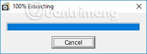 Cài đặt phần mềm Memory Cleaner