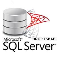 Lệnh DROP TABLE trong SQL Server