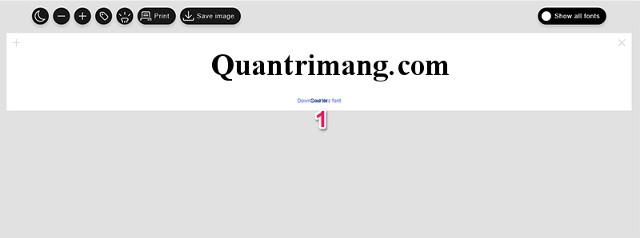 Website giúp bạn quản lý toàn bộ font chữ đã được cài đặt trong máy tính - Ảnh minh hoạ 4