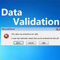Cách tạo thông báo nhập dữ liệu trùng trên Excel