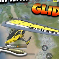 Cách dùng xe bay Glider trong Rules of Survival