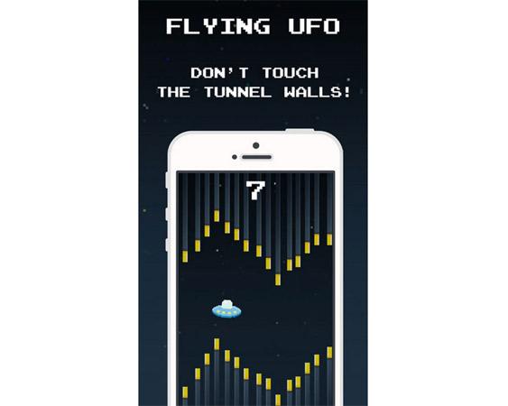 Flying UFO (0.99$)