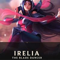 Bảng ngọc bổ trợ Irelia mùa 8 Liên Minh Huyền Thoại