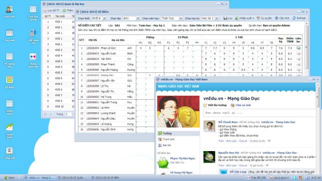Đặc điểm nổi bật của mạng giáo dục Việt Nam vnEdu