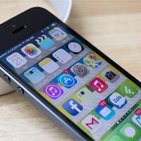 Tạo khoảng trống trên màn hình Home iPhone không cần Jailbreak