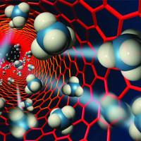 Hạt nano từ tính được chế tạo để ngăn ngừa chảy máu bên trong