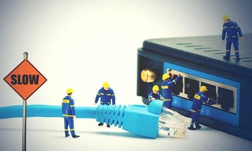 Khi có quá nhiều thiết bị kết nốimột router Wi-Fi, bạn nên khởi độnglại router