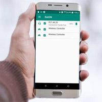 Cách kiểm tra pin các thiết bị bluetooth kết nối với điện thoại Android