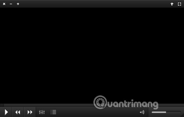 VLC giao diện mới
