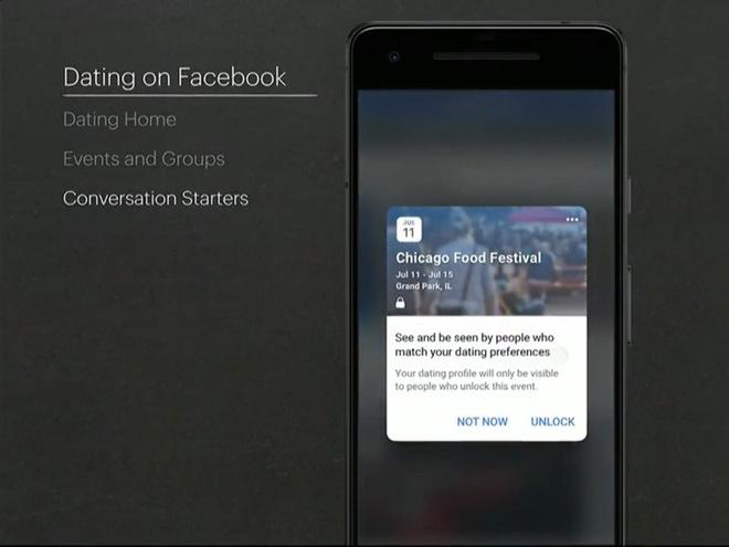Facebook sắp có tính năng hẹn hò, đem lại cơ hội kết nối lâu dài nhiều hơn những người độc thân - Ảnh minh hoạ 6