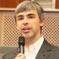 Larry Page - Nhà đồng sáng lập Google với giấc mơ dùng công nghệ thay đổi thế giới
