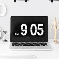 Cách tạo màn hình chờ đồng hồ trên Windows 10