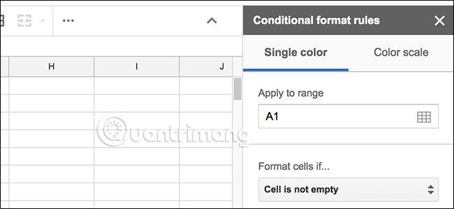 5 tính năng Google Sheets bạn nên biết - Ảnh minh hoạ 3