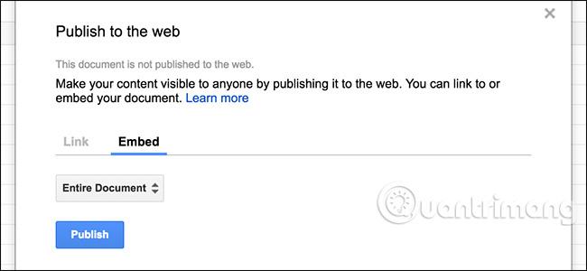 5 tính năng Google Sheets bạn nên biết - Ảnh minh hoạ 4