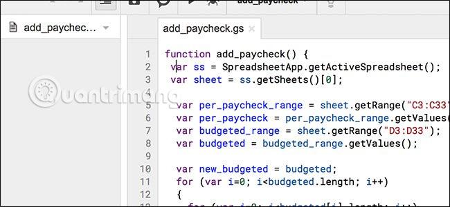 5 tính năng Google Sheets bạn nên biết - Ảnh minh hoạ 5
