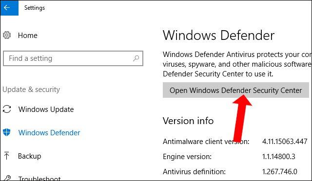 Cách bật tính năng bảo vệ Core isolation trên Windows 10 April 2018