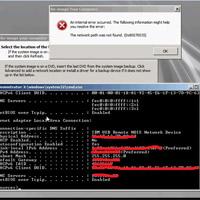 "Hướng dẫn sửa lỗi ""Network path was not found"" trong Windows"