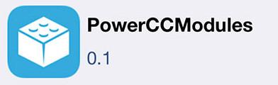 Tweak PowerCCModules